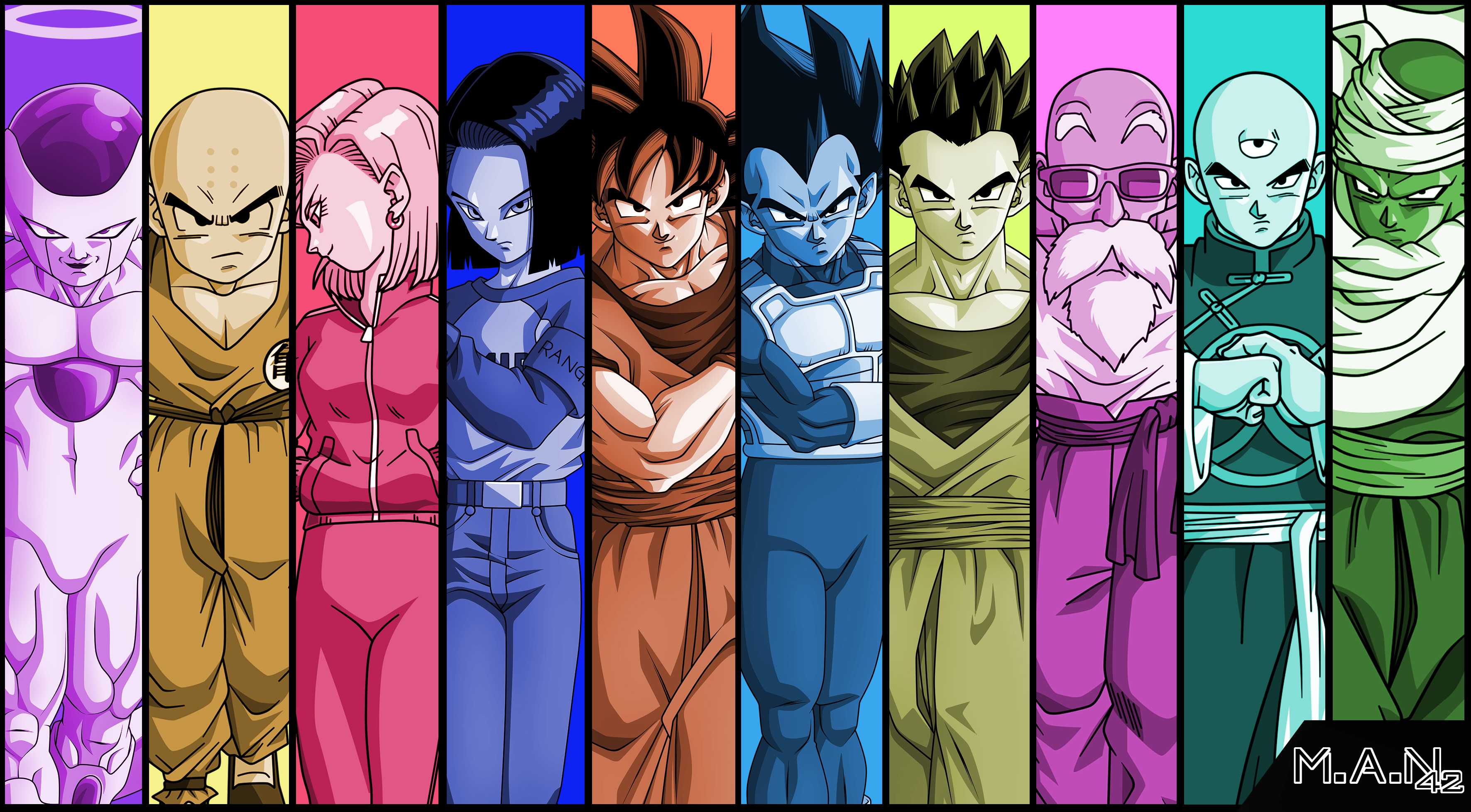 Dragon Ball Super Wallpaper Android: Dragon Ball Super Full HD Wallpaper And Background