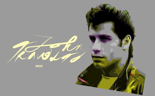 Movie John  Travolta John Travolta Actor Portrait HD Wallpaper   Background Image