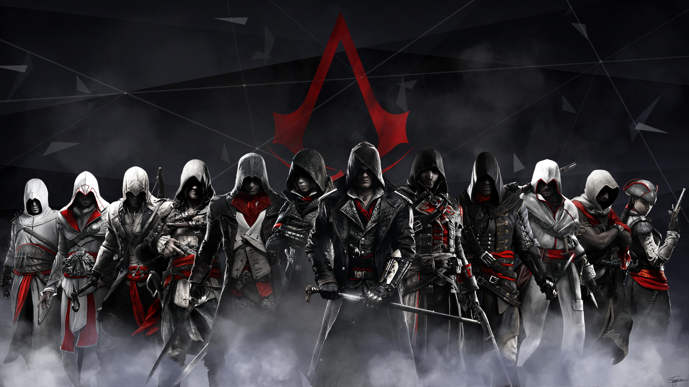any updated wallpapers like this for aco? : assassinscreed