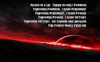 Superior HD Wallpaper | Background Image ID:834769. 1680x1050 Misc Quote