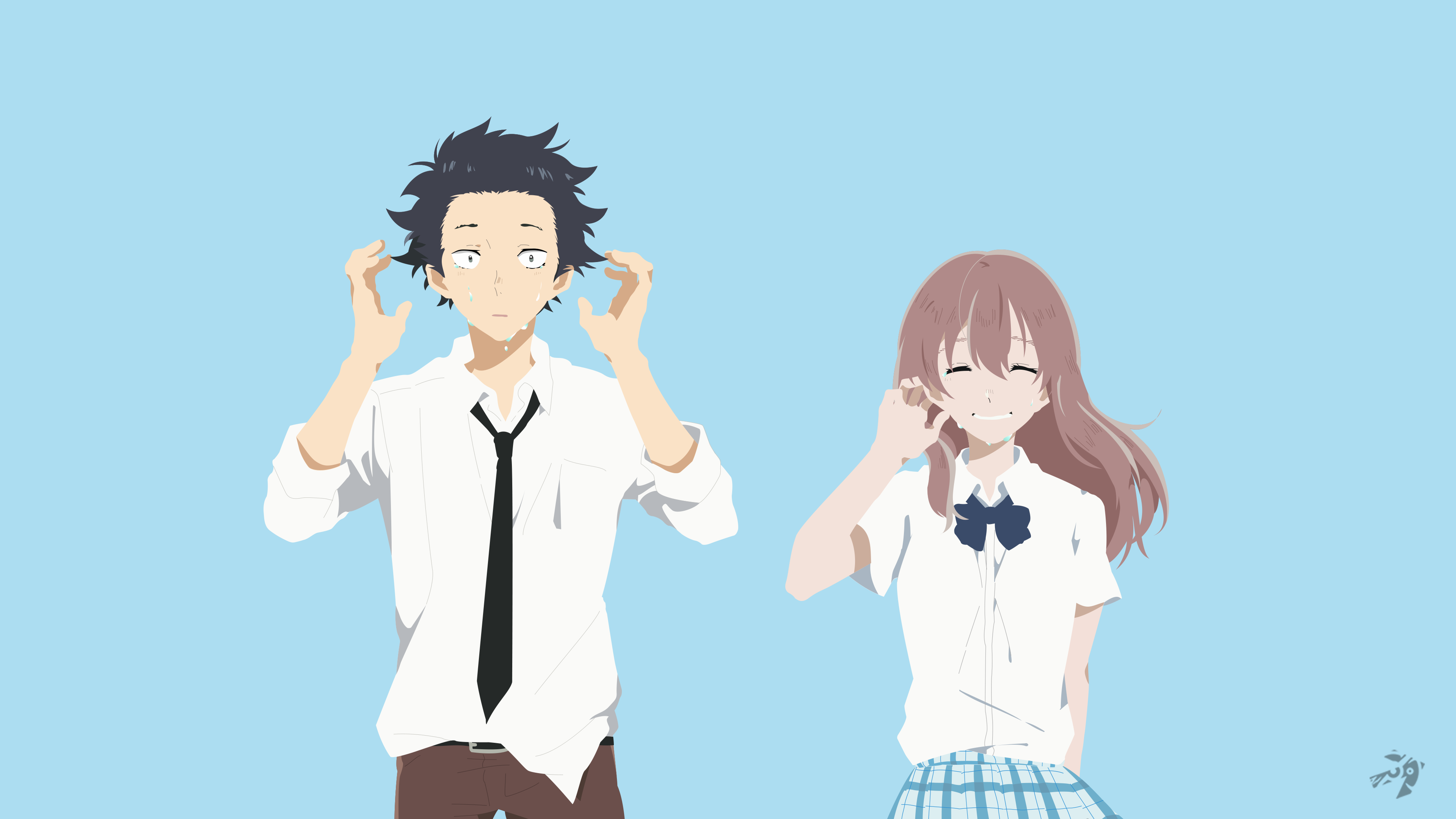 Koe No Katachi 4k Ultra HD Wallpaper and Background