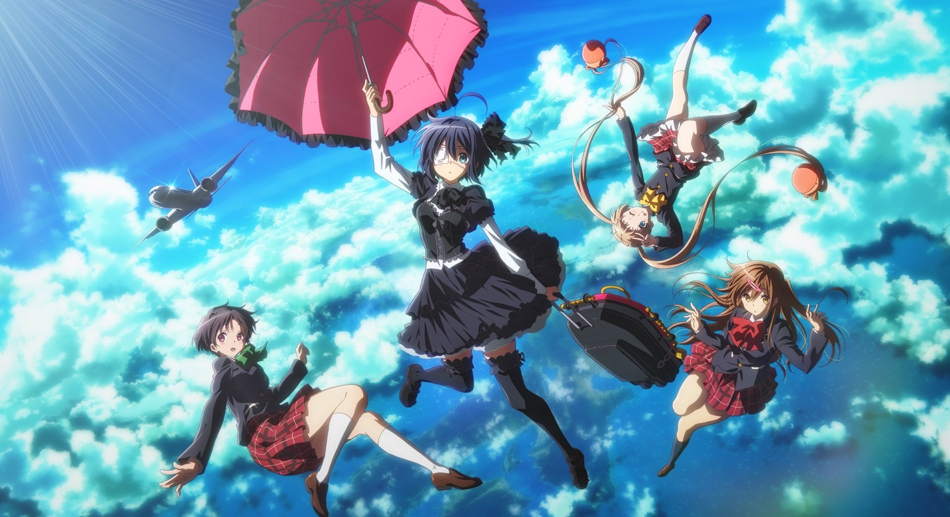 Love Chunibyo Other Delusions Wallpaper And Background Image