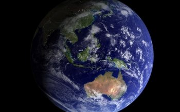 Earth - From Space Wallpapers and Backgrounds ID : 8353