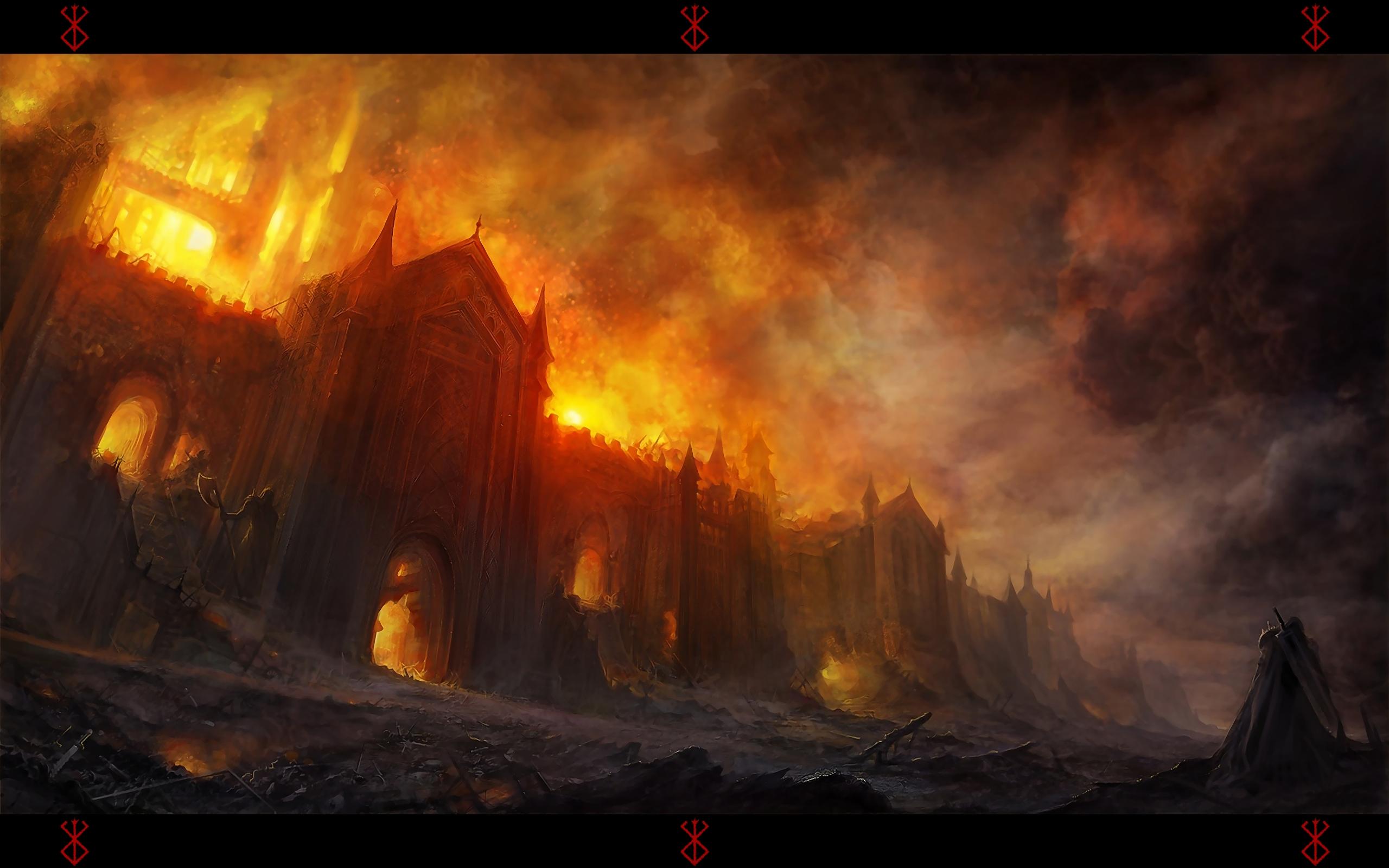 Castelo Papel de Parede HD | Plano de Fundo | 2560x1600 | ID:83613 -  Wallpaper Abyss