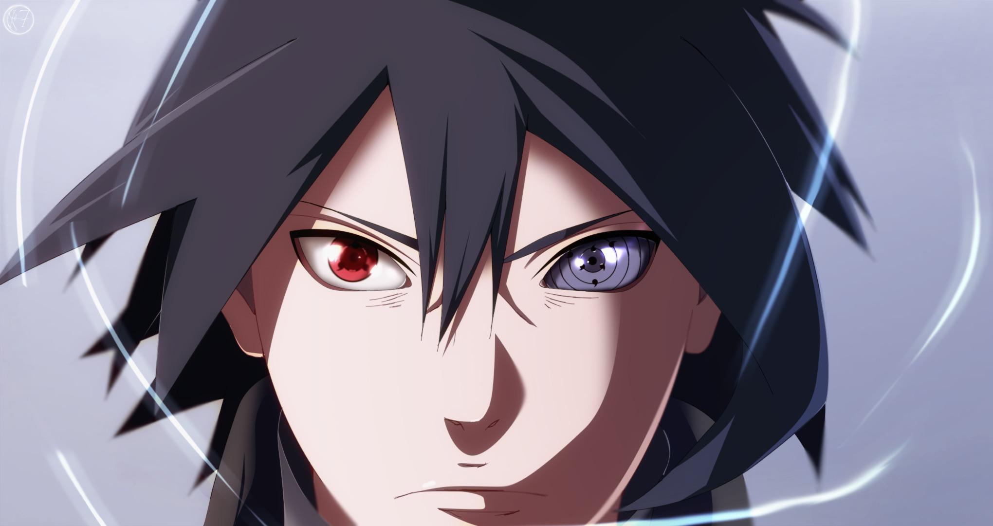 sasuke uchiha full hd wallpaper and background image