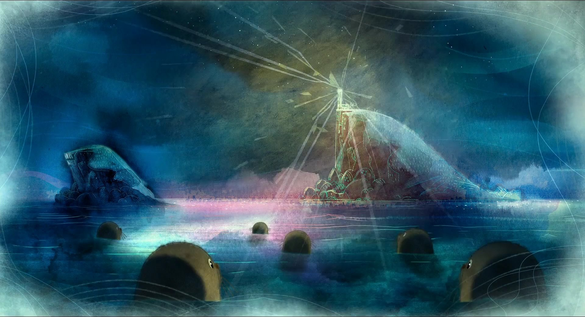 Song Of The Sea Wallpaper And Background Image 1920x1040 Id