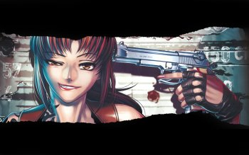 Anime - Black Lagoon Wallpapers and Backgrounds ID : 83683