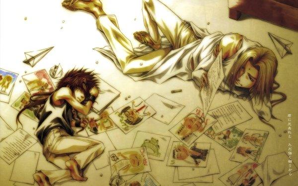 Anime Saiyuki Goku Konzen Douji Fondo de pantalla HD   Fondo de Escritorio