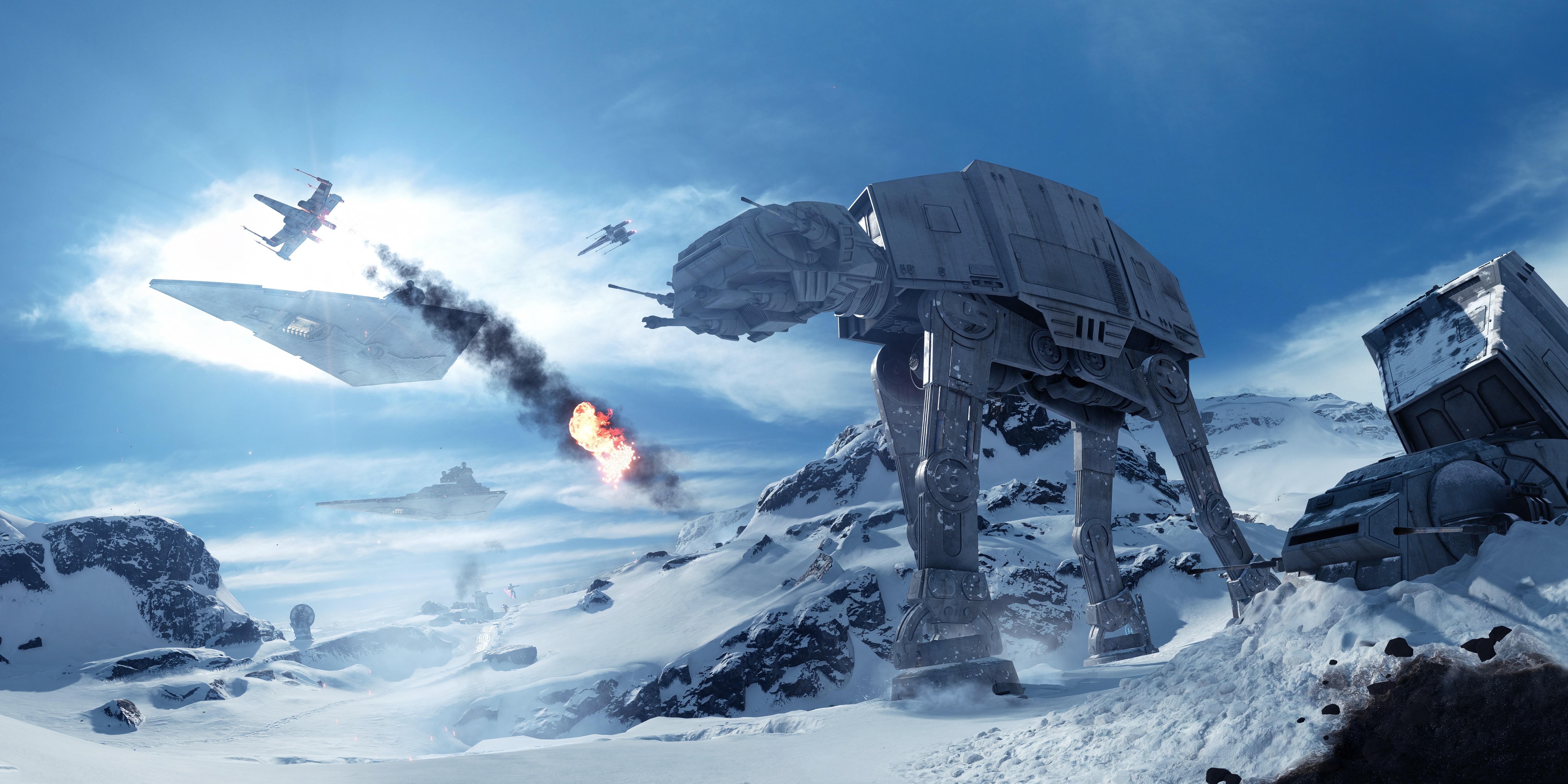 Star Wars Battlefront (2015) 5k Retina Ultra HD Wallpaper