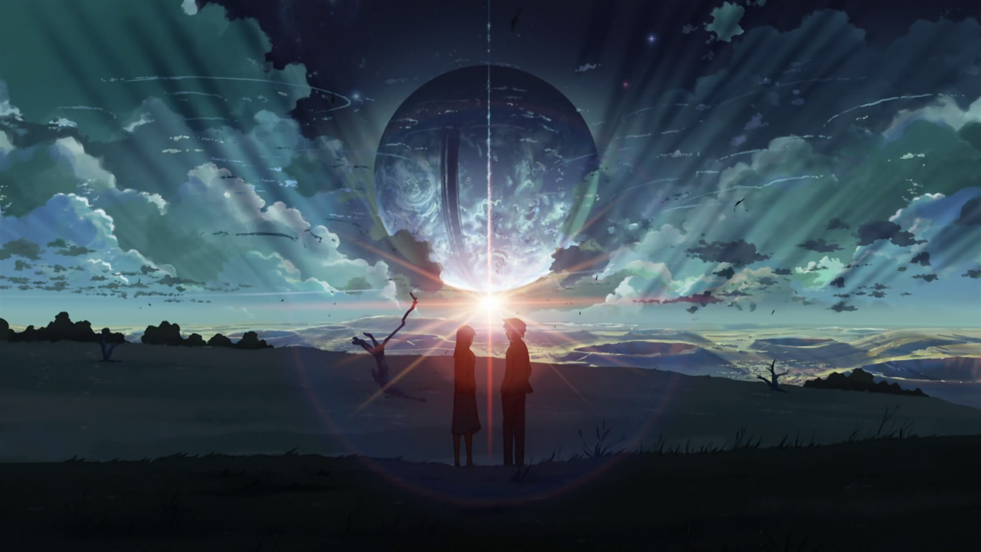 160 5 Centimeters Per Second HD Wallpapers Backgrounds Wallpaper Abyss