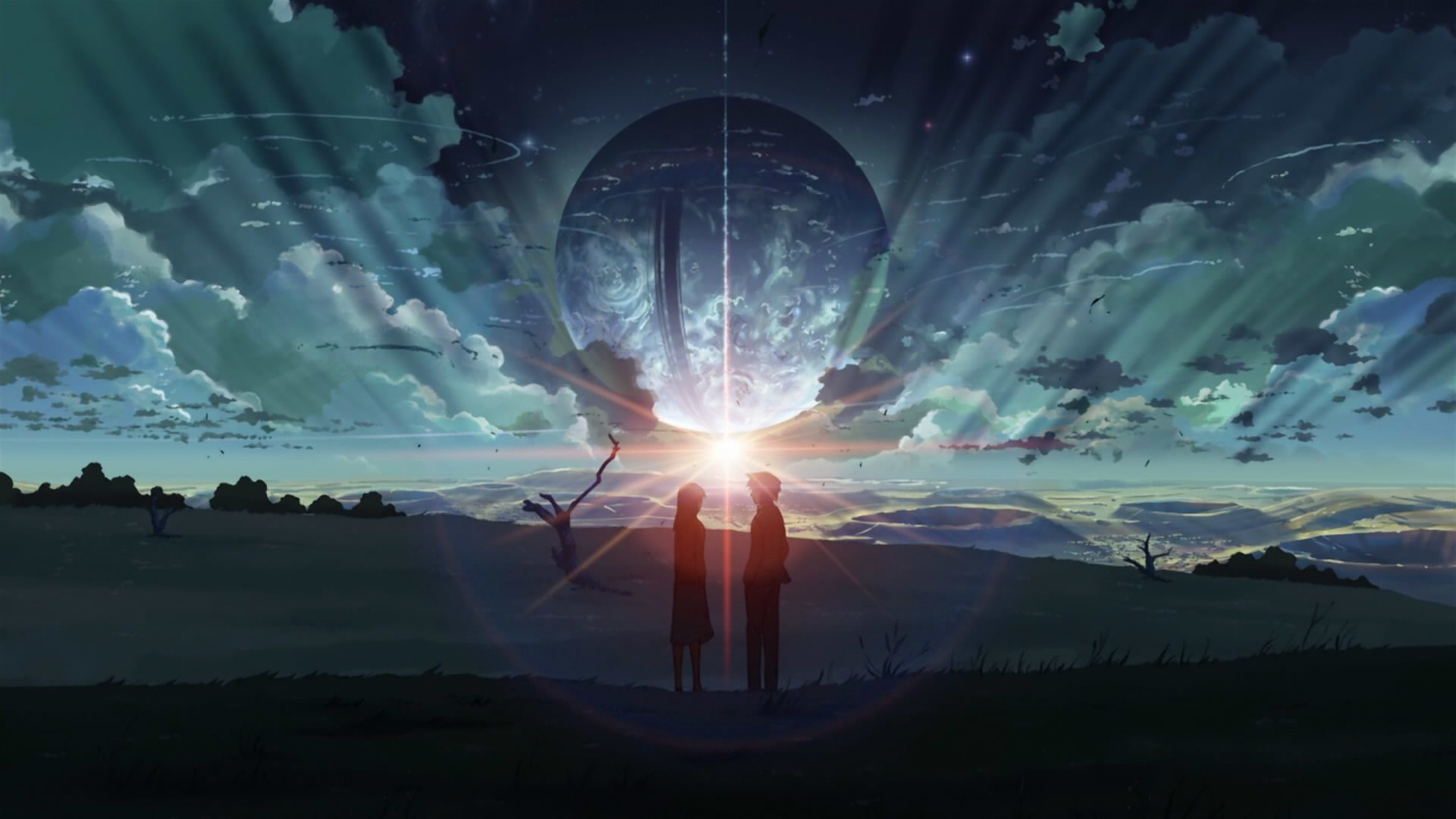 171 5 Centimeters Per Second Hd Wallpapers Background Images