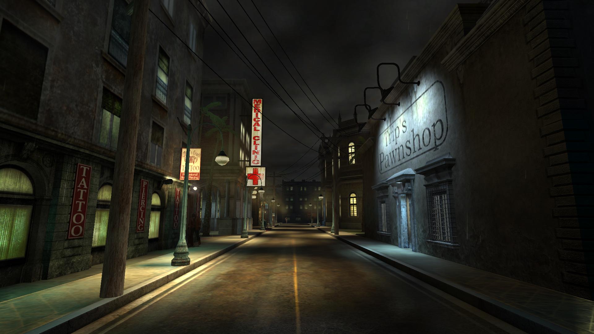 Video Game - Vampire: The Masquerade  Wallpaper