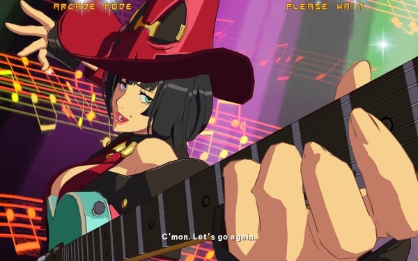 Video Game Guilty Gear Xrd -SIGN- Guilty Gear I-No HD Wallpaper | Background Image
