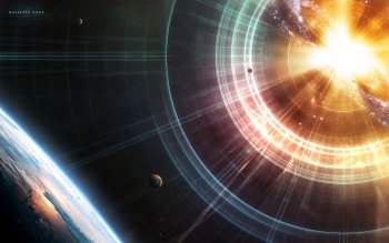 Science-Fiction - Explosion Wallpapers and Backgrounds ID : 83851