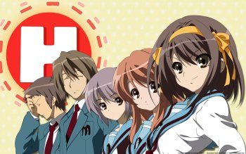 Anime - The Melancholy Of Haruhi Suzumiya Wallpapers and Backgrounds ID : 83881