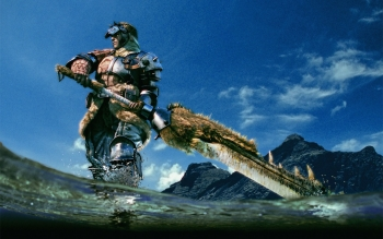 Videojuego - Monster Hunter Wallpapers and Backgrounds ID : 83993