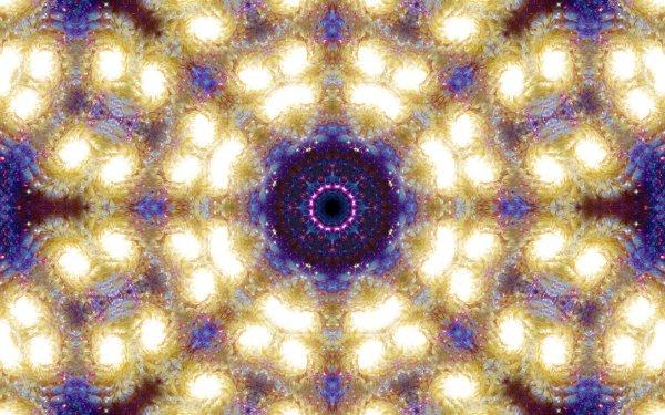 Abstract Artistic Manipulation Digital Art Mandala Space Energy Pattern HD Wallpaper | Background Image