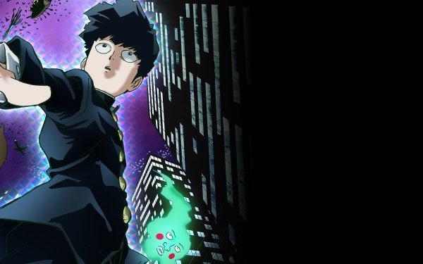 Anime Mob Psycho 100 Shigeo Kageyama Arataka Reigen HD Wallpaper | Background Image