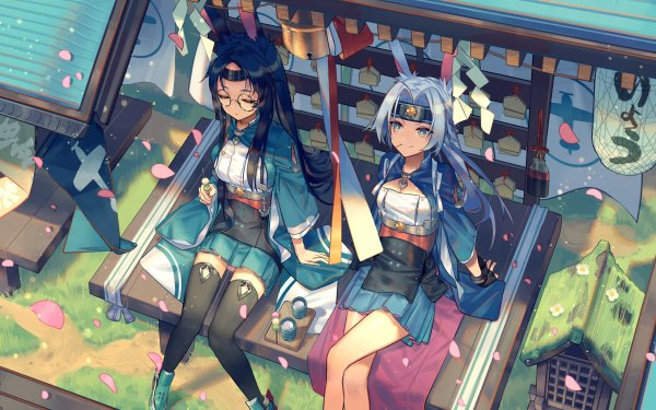 Anime Azur Lane Bilan Hangxian HD Wallpaper   Background Image