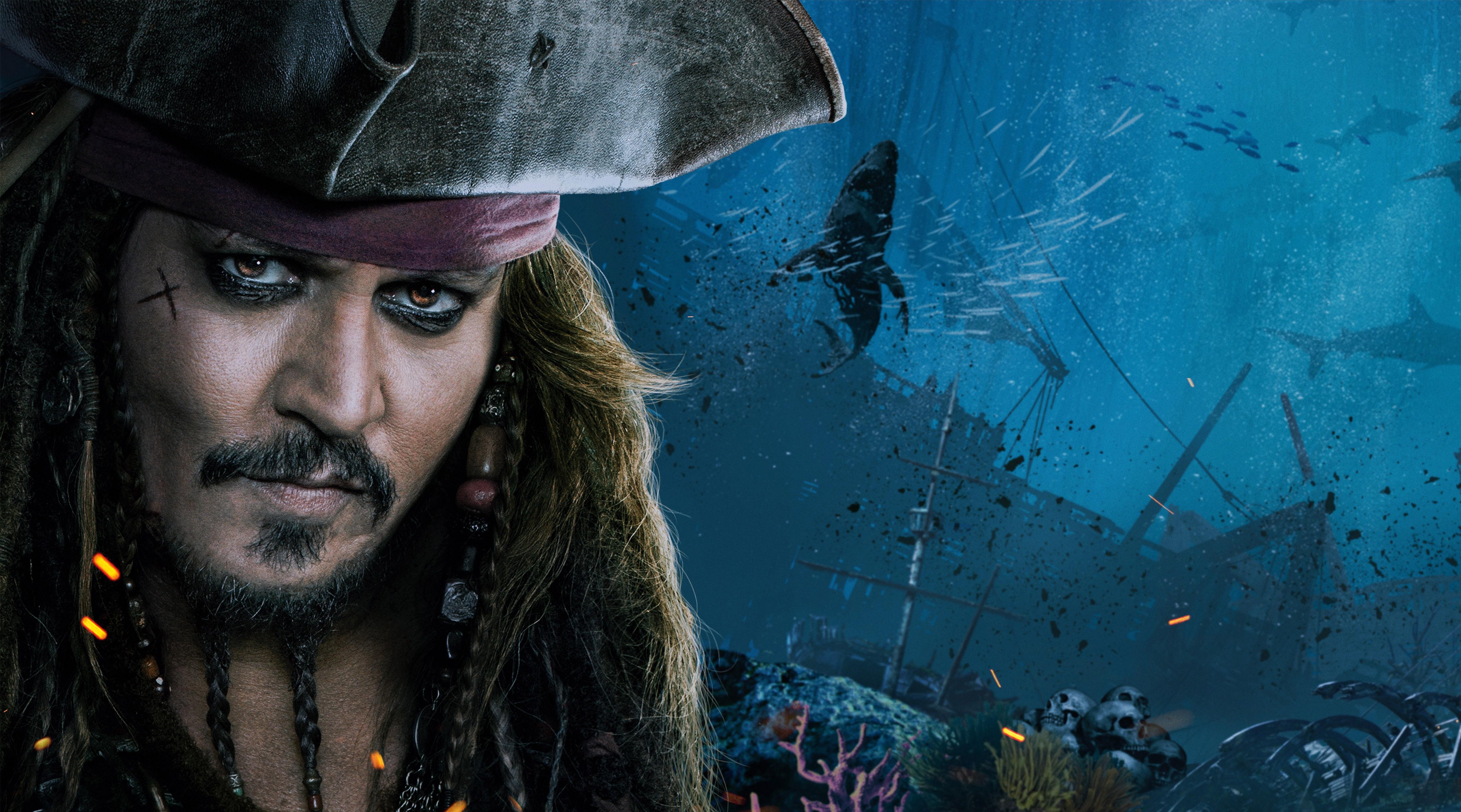 Pirates Of The Caribbean Dead Men Tell No Tales 4k Ultra Hd