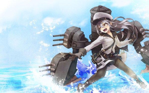 Anime Kantai Collection Gangut HD Wallpaper | Background Image