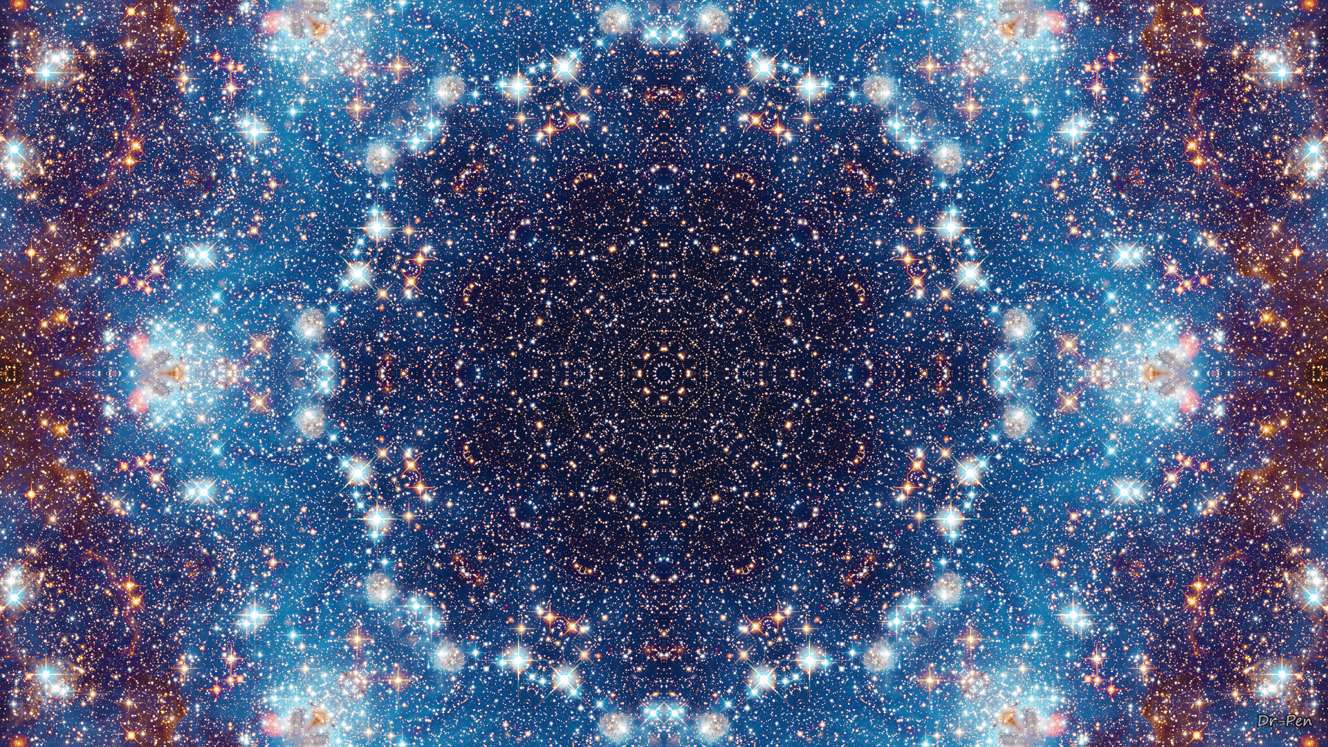 Space Mandala No11