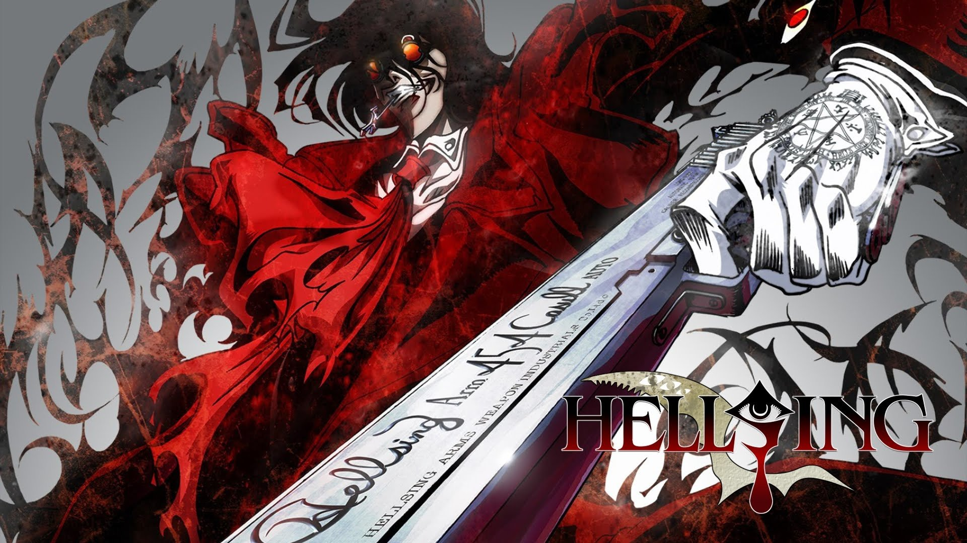 58 Hellsing Hd Wallpapers Background Images Wallpaper Abyss