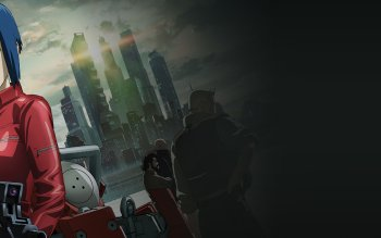4 Batou Ghost In The Shell Hd Wallpapers Background