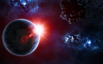 Science-Fiction - Planet Wallpapers and Backgrounds ID : 84291