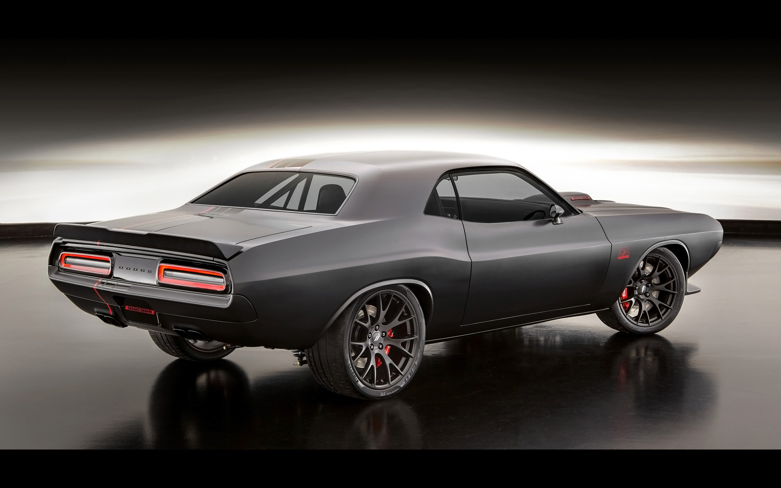 Dodge Challenger Full HD Wallpaper And Background Image