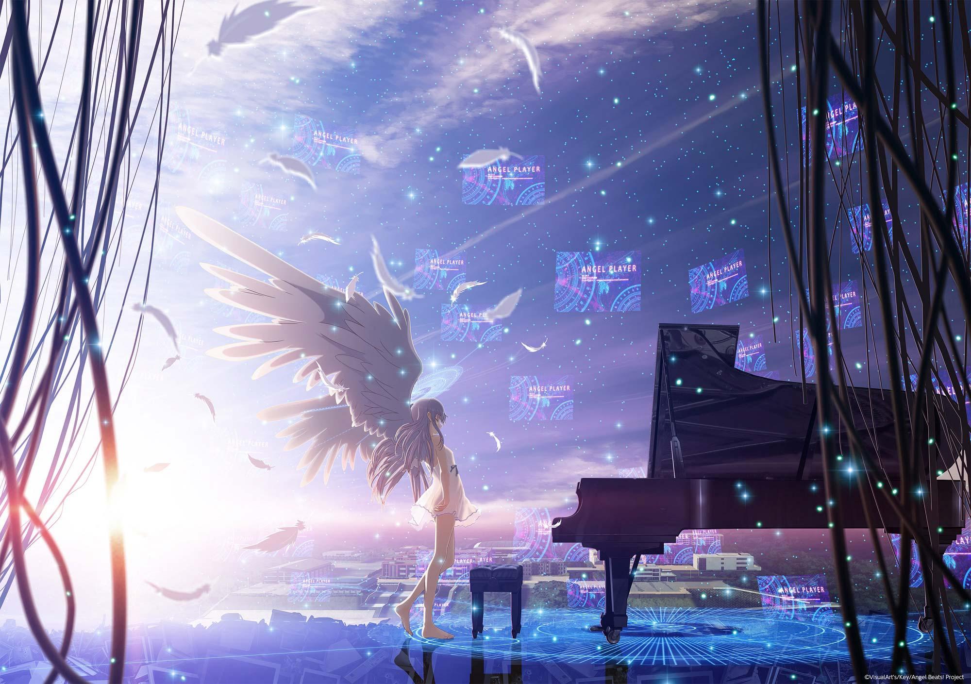 Angel Beats HD Wallpaper