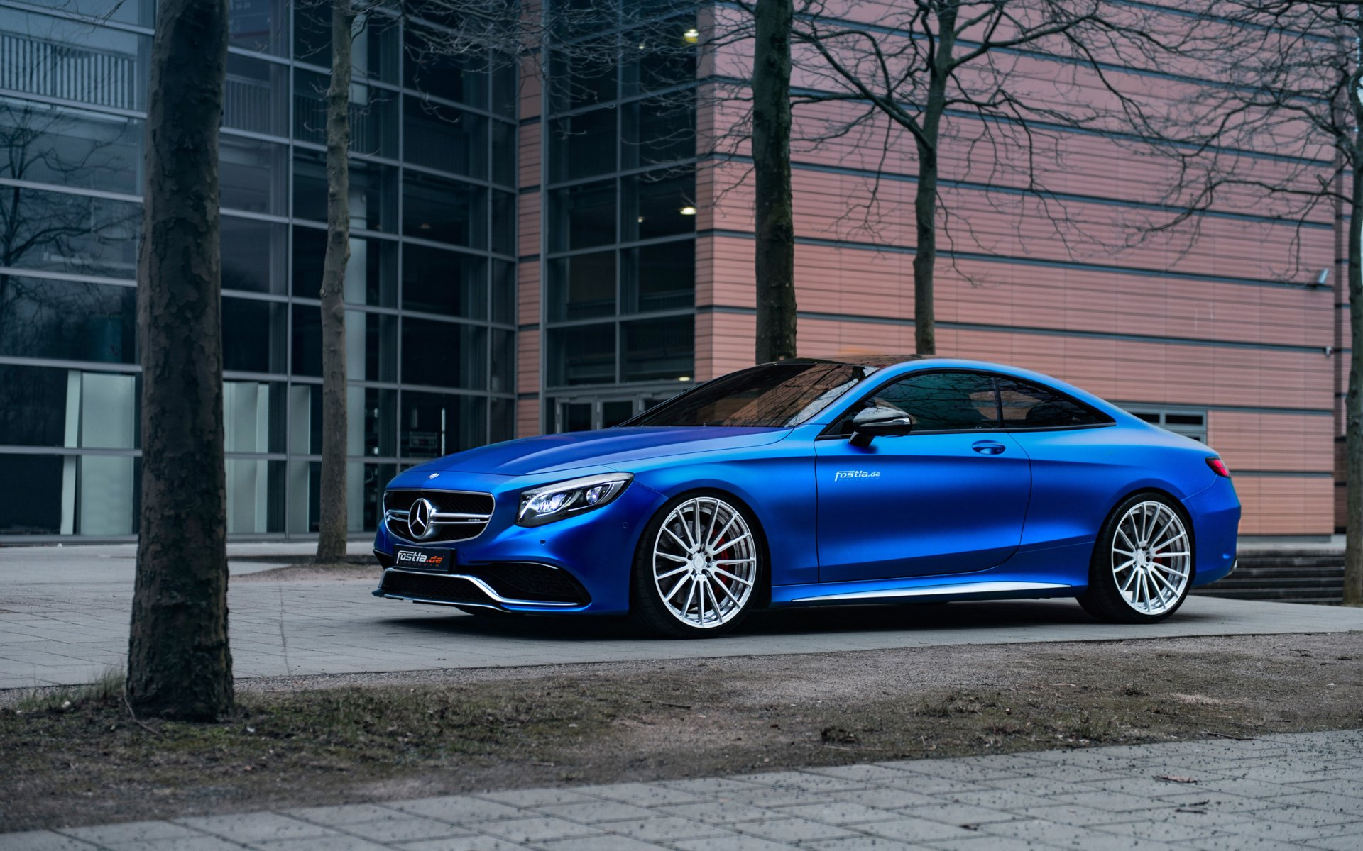 S 63 Amg Wallpaper: Mercedes-Benz S63 AMG Fondo De Pantalla HD