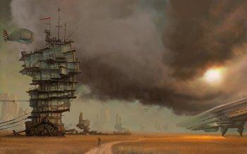 Sci Fi - Steampunk Wallpapers and Backgrounds ID : 84481