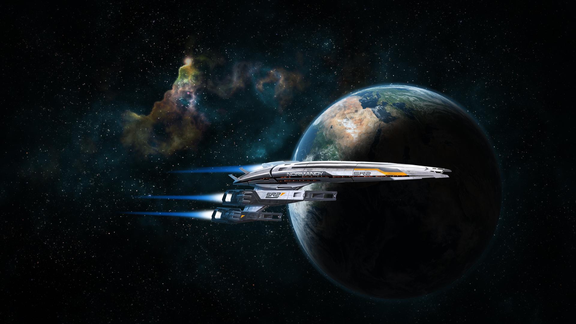 Mass Effect Desktop Backgrounds: Mass Effect 2 Computer Wallpapers, Desktop Backgrounds