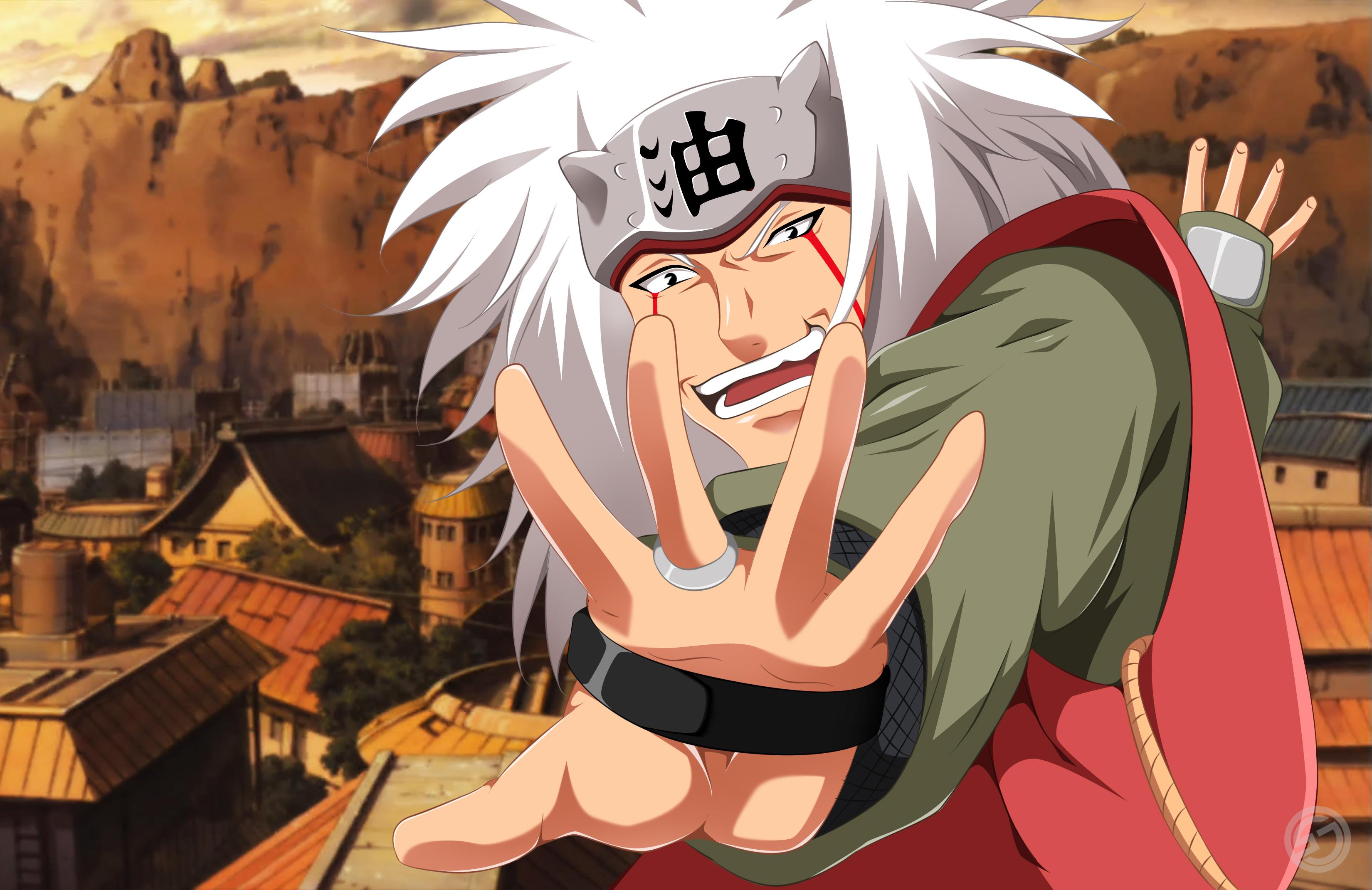 80 Jiraiya Naruto Hd Wallpapers Background Images
