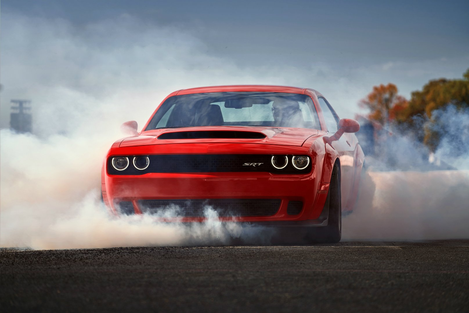 28 Dodge Challenger Srt Demon Hd Wallpapers Background