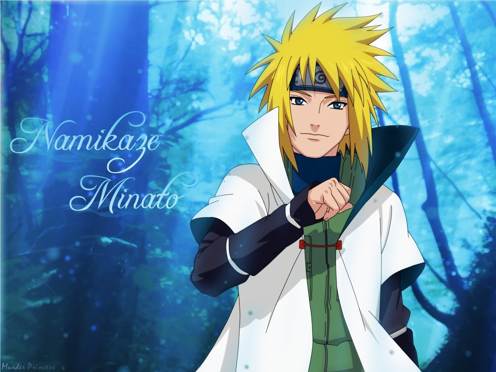 209 Minato Namikaze Hd Wallpapers Background Images Wallpaper Abyss