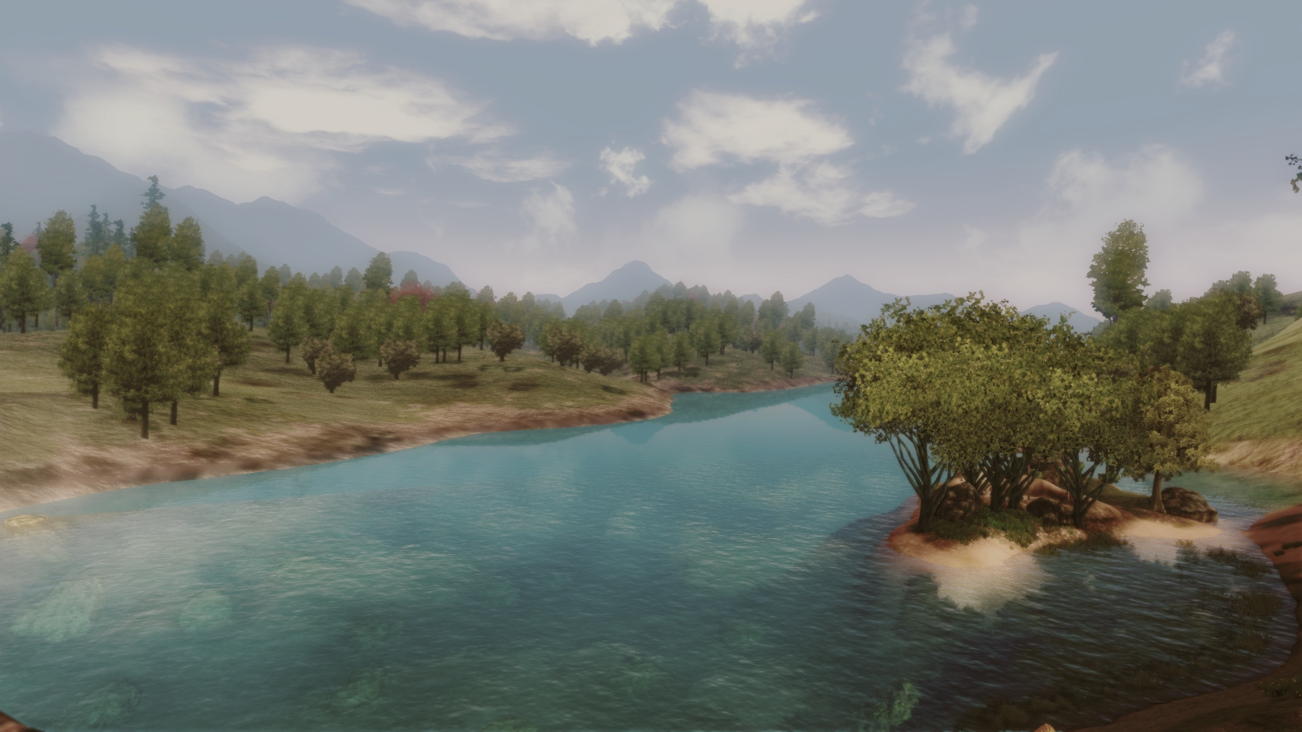 Oblivion Reloaded HD Wallpaper | Background Image | 2560x1440 | ID
