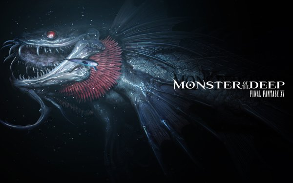 Video Game Monster of the Deep: Final Fantasy XV Final Fantasy XV HD Wallpaper   Background Image