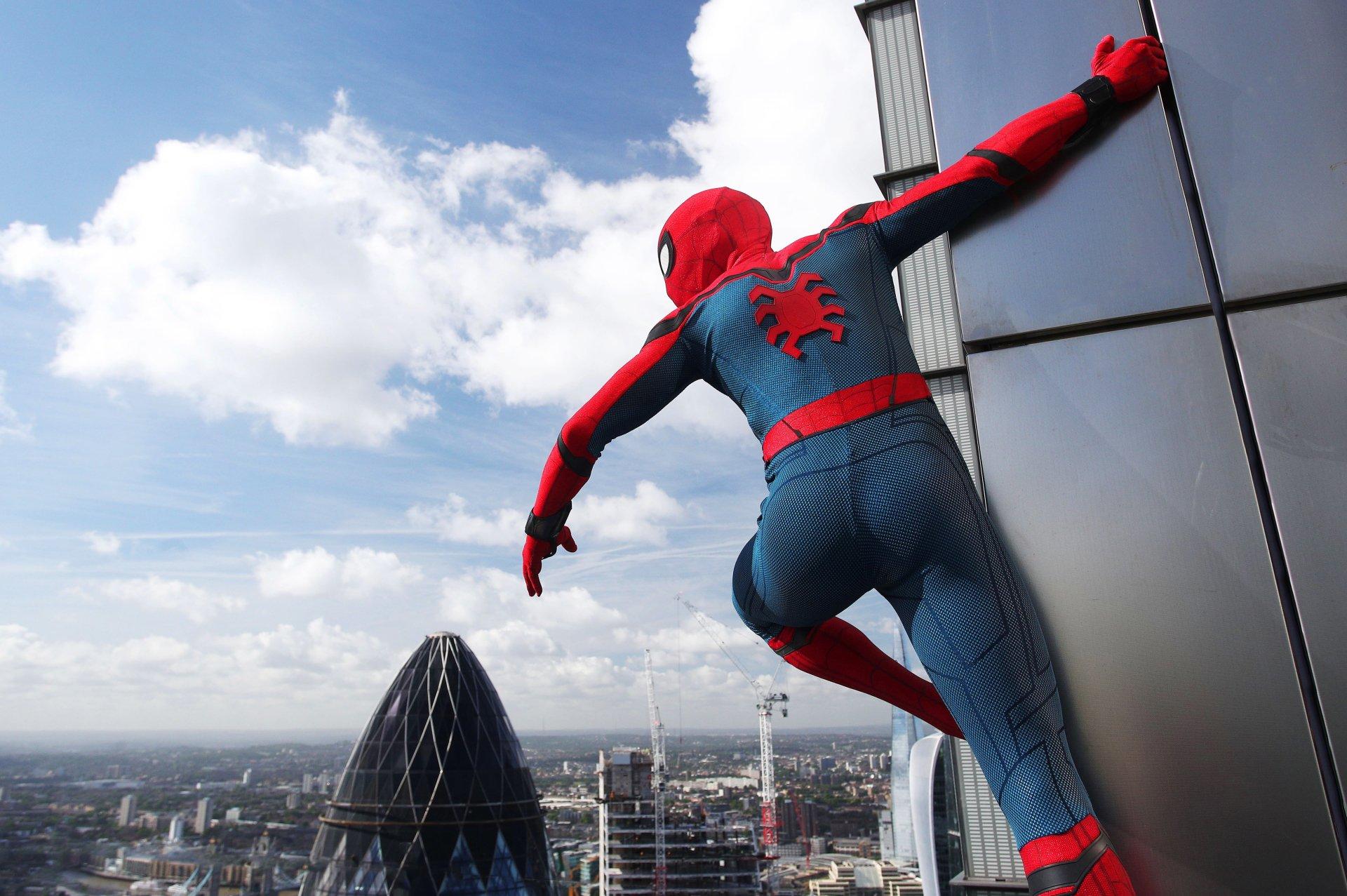 Spider-Man: De Regreso A Casa 4k Ultra Fondo de pantalla ...