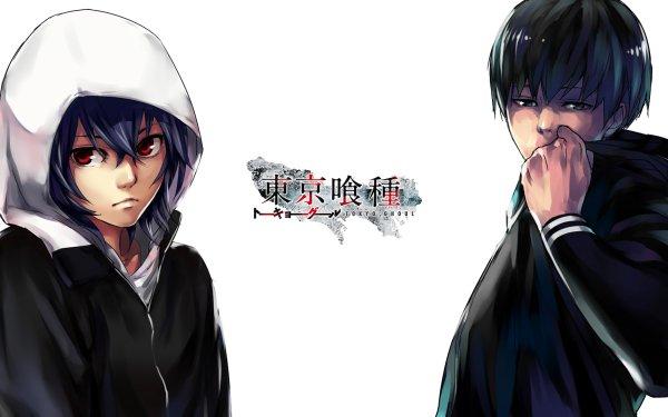 Anime Tokyo Ghoul Ayato Kirishima Ken Kaneki HD Wallpaper | Background Image