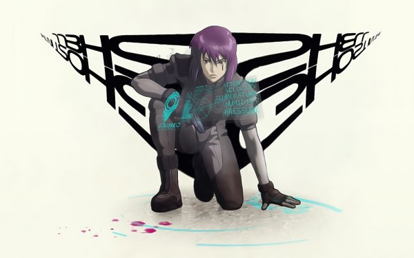 Anime Ghost In The Shell Ghost in the Shell HD Wallpaper   Background Image