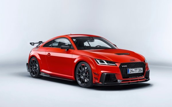 Vehicles Audi TT RS Audi Audi TT Car Red Car Sport Car Audi TT RS Performance Parts HD Wallpaper | Background Image