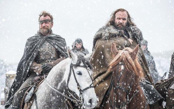 TV Show Game Of Thrones Sandor Clegane Rory McCann Beric Dondarrion Richard Dormer HD Wallpaper | Background Image
