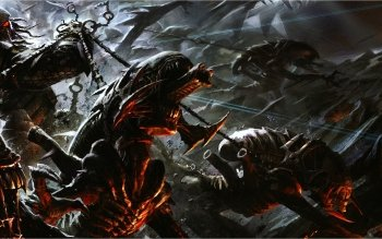 Computerspel - Aliens Vs. Predator Wallpapers and Backgrounds ID : 85591