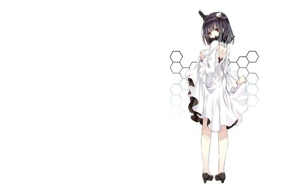 Anime Kantai Collection Yamashiro HD Wallpaper | Background Image
