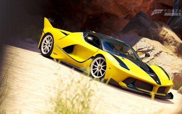 Video Game Forza Horizon 3 Forza Ferrari FXX-K Ferrari FXX Ferrari HD Wallpaper | Background Image