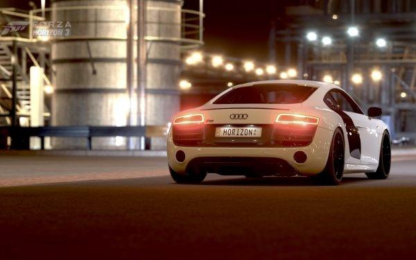 Video Game Forza Horizon 3 Forza Audi R8 V10 Audi HD Wallpaper   Background Image