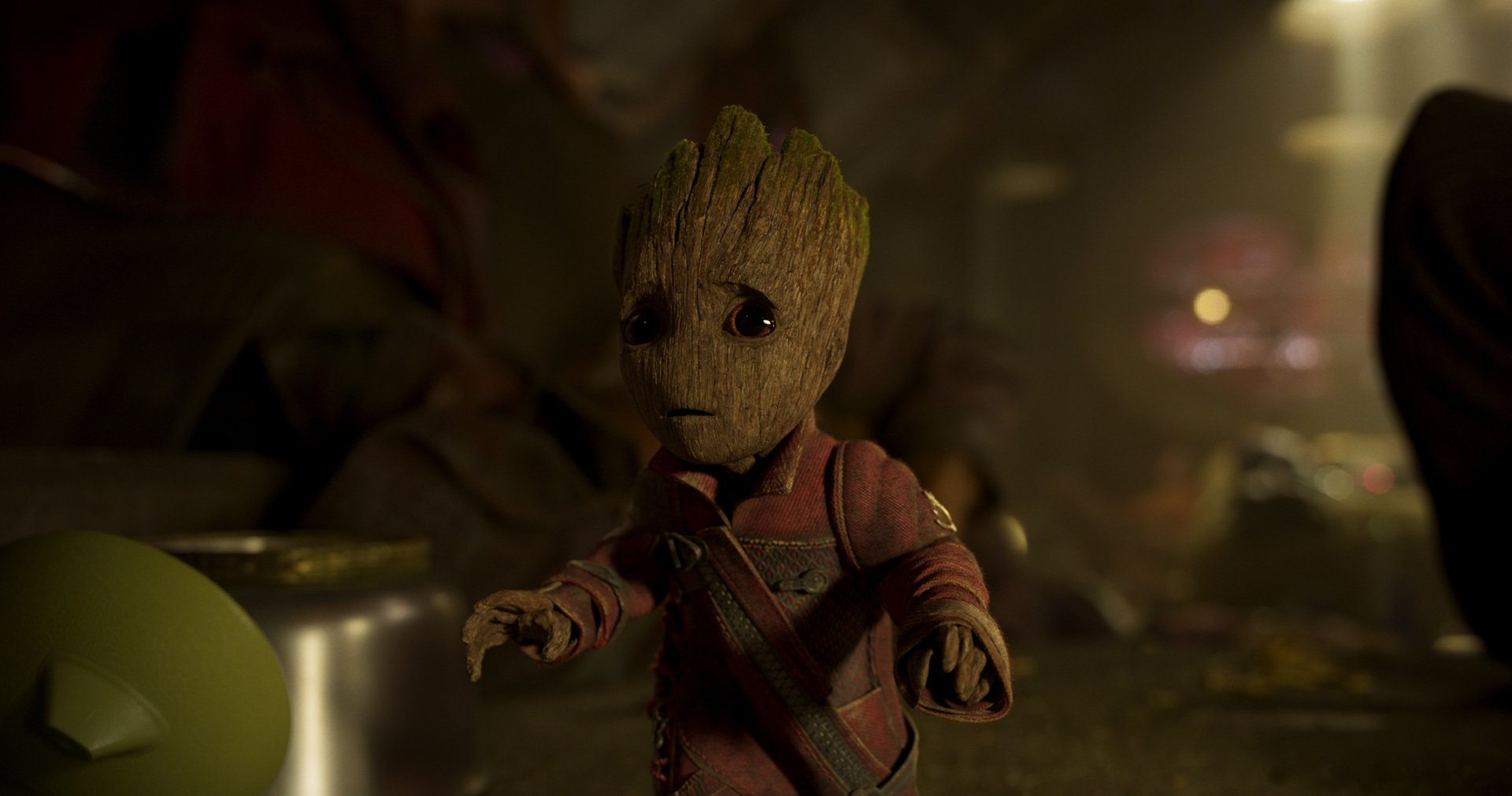 Movie - Guardians of the Galaxy Vol. 2  Baby Groot Wallpaper