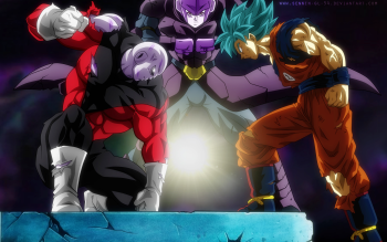 62 Jiren Dragon Ball Fonds D Ecran Hd Arriere Plans Wallpaper